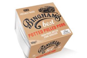 5 Binghams - Pulled Pork