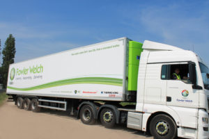 Fowler Welch launches UK first Eco Trailer