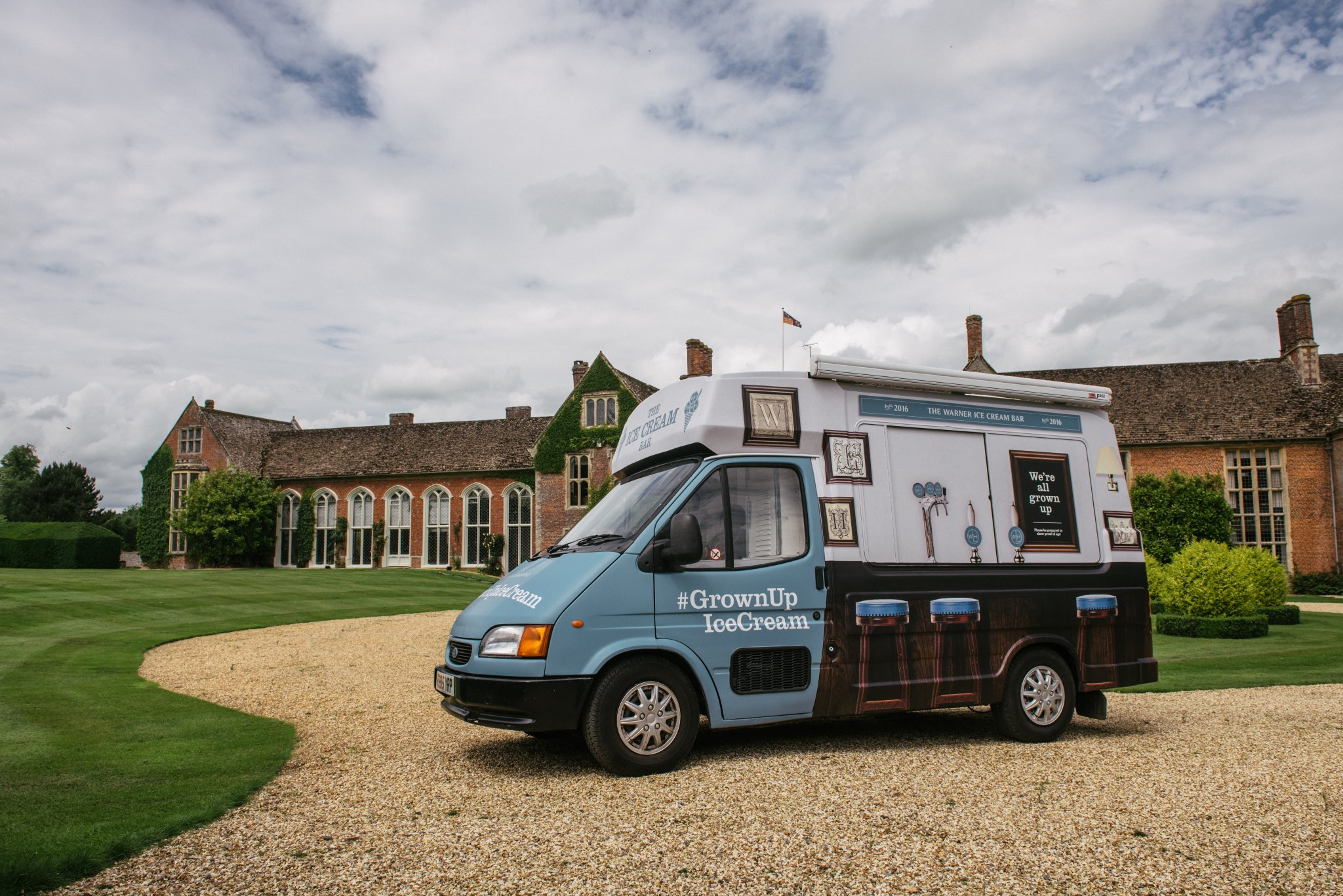 Boozy Mr Whippy in a town near you