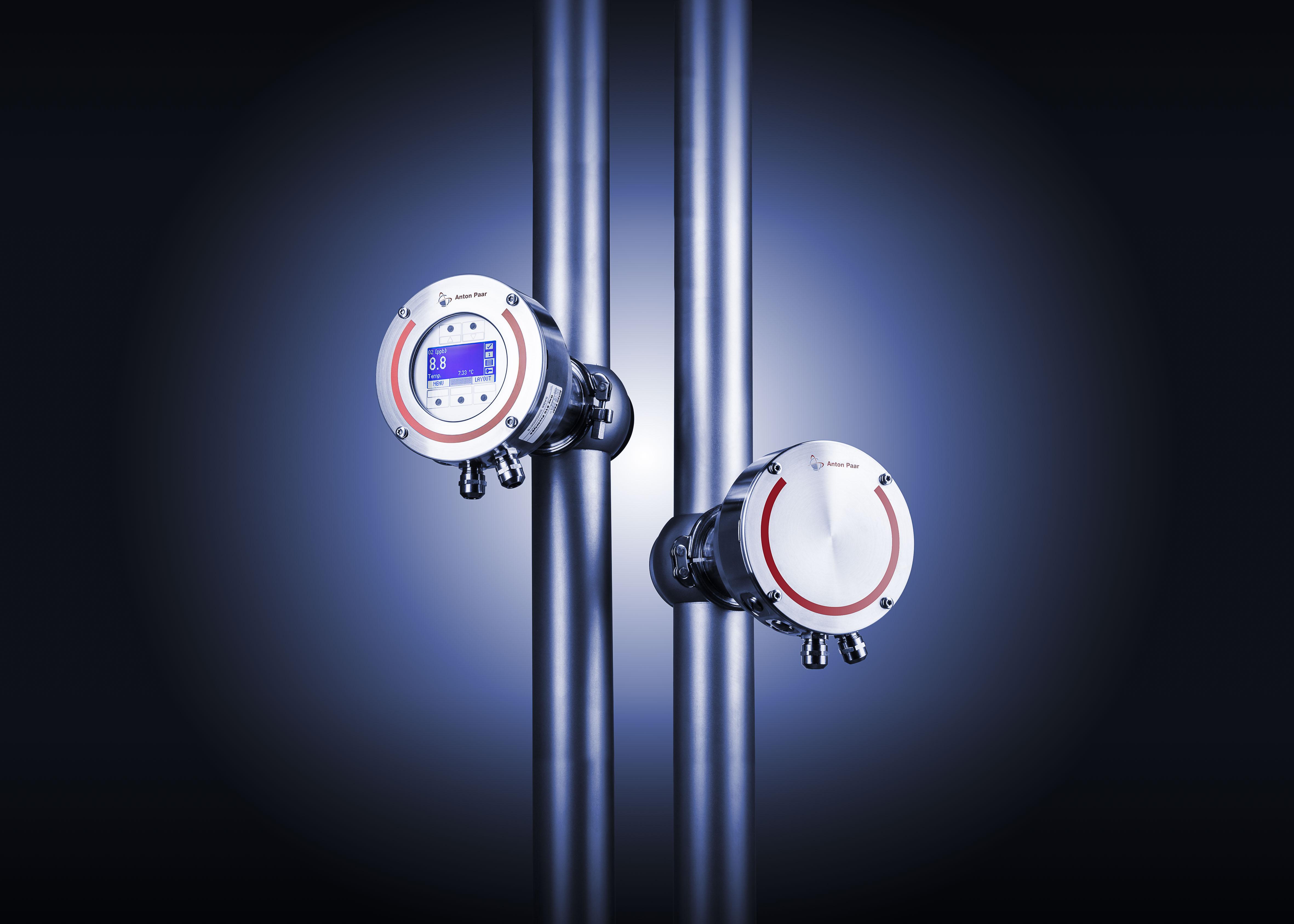 The Oxygenius: Oxy 510 inline sensor