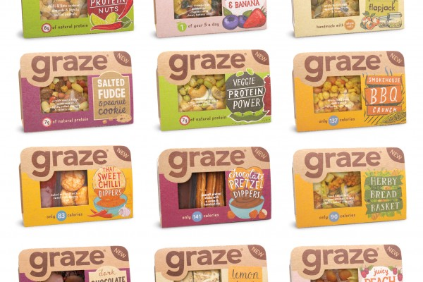 Snacking expert launches in store