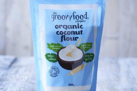 Coconut flour launched