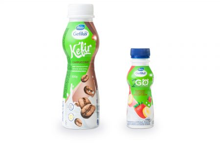 Sustainable dairy packaging