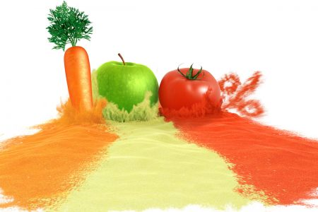 Fruit and vegetable powders offer clean-label indulgence