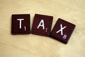 The tax man