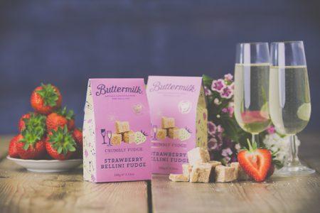 Buttermilk unveils Valentine's Day fudge