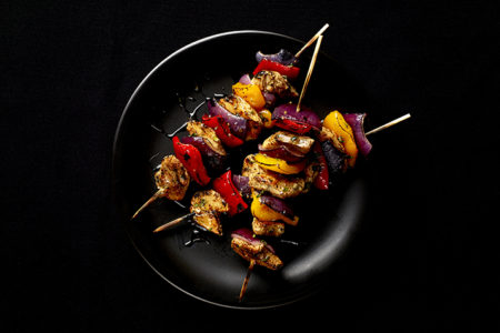 THIS launches meat alternative BBQ skewers