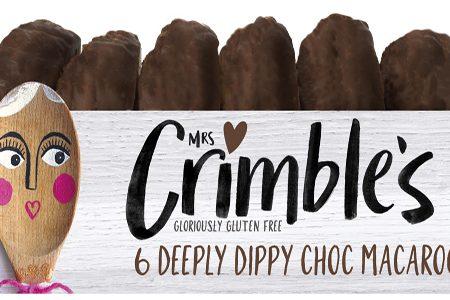 Mrs Crimble's unveils new chocolate macaroons
