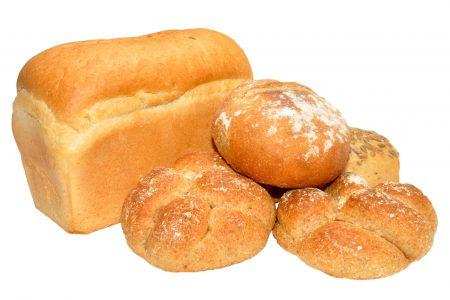 Bread boosting starch