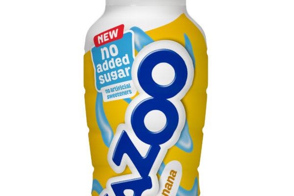 No added sugar milk innovation