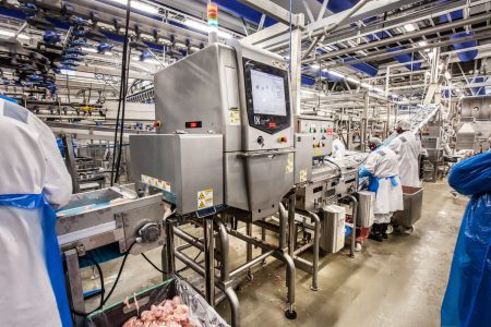 Ishida solution for chicken products