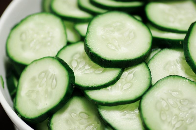 Cucumber named flavour of the year