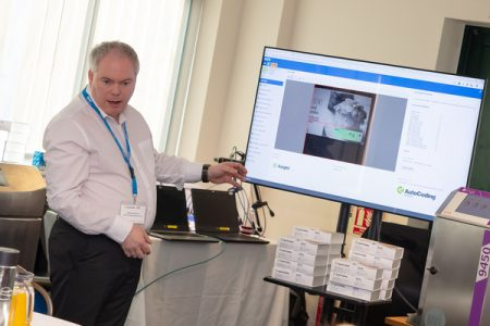 4Sight Technology Days demonstrate the versatility of automatic print inspection solution