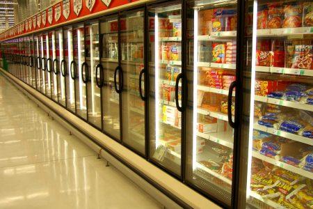 Online to benefit frozen food
