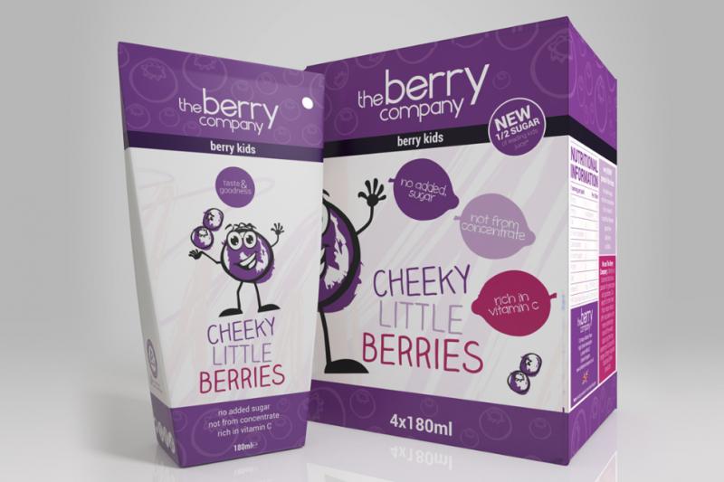 The Berry Company unveils kids' range