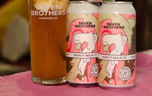 Milkin' it? The perfect beer for Veganuary