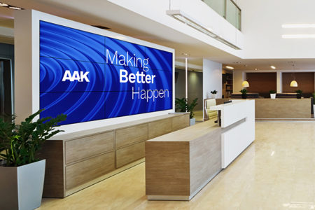 AAK reveals new purpose and evolution of visual identity