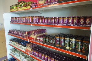 Noise levels reduced at spice blending plant