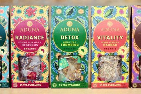 Aduna launches African Super-Teas