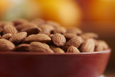 California almonds named number one nut