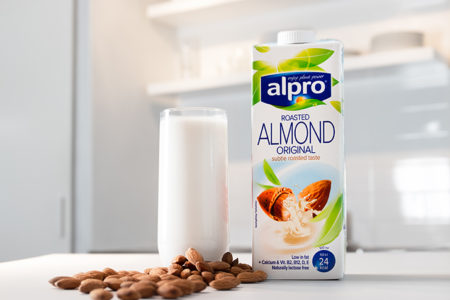 Alpro invests in production facilities for plant-based future