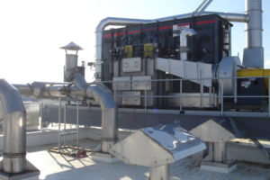 Advancements in emission and odour control technologies