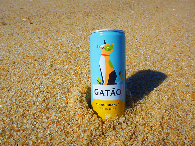 Gatão moves to Ardagh cans for white wine offering