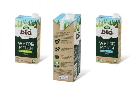 Arla Foods chooses SIG's Signature Pack