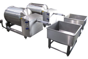Interfood delivers new options in tumbling and injecting
