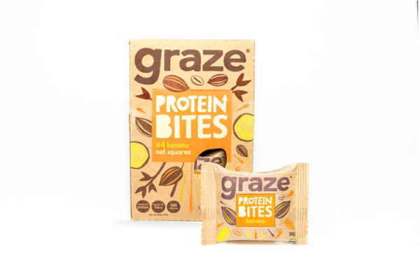 Protein bites from Graze