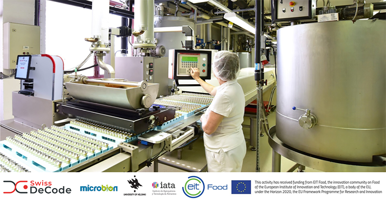 European project partners look for food companies to test BEAMitup platform