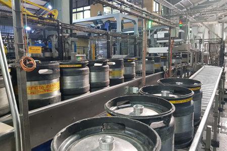Montelektro and 8Sigma deliver new keg tracking solution to BGI Ethiopia