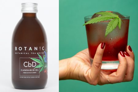 First CBD tea drink launched