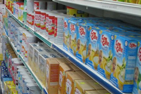 Growth predicted for baby food packaging market