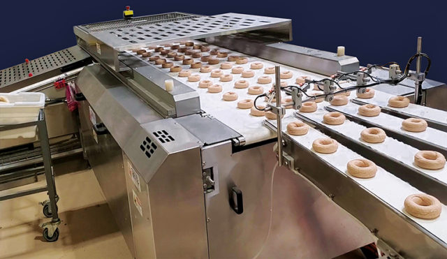 Mecatherm and ABI Ltd launch new bagel production line