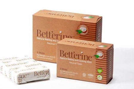 Amarlane Foods launches new vegan butter, 'Betterine'