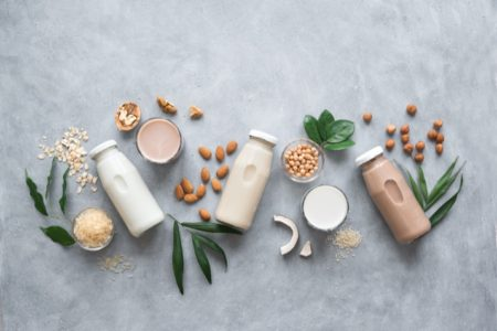 Prinova launches new pre-mixes for plant-based dairy alternatives