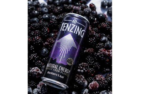 Tenzing introduces first plant-based BCAA energy drink