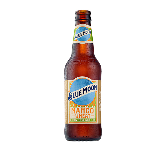 Molson Coors launches new Blue Moon Mango Wheat into UK off-trade