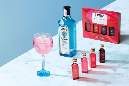 Bombay Sapphire announces launch of Bombay Creations Gin Liqueurs