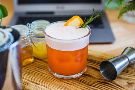 Scottish cocktail business celebrates shaking up the world