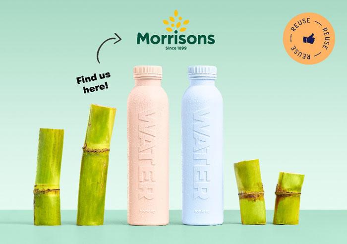 Bottle Up announces supermarket expansion with Morrisons