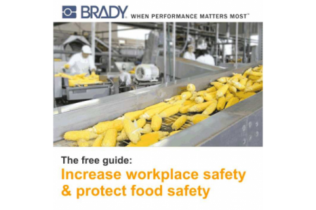 Protect food safety & increase workplace safety