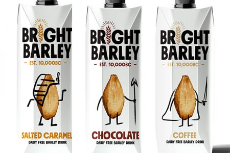 Bright Barley releases UK's first milk alternative using barley