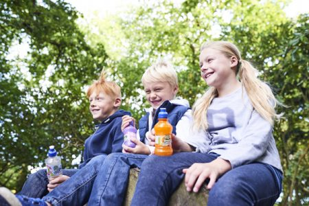 "Britvic promotes ""A Healthier Everyday"""