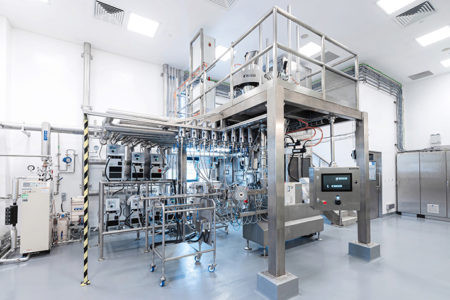 Givaudan and Bühler open Protein Innovation Centre in Singapore