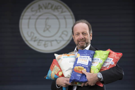 Burts Potato Chips to accelerate growth with acquisition