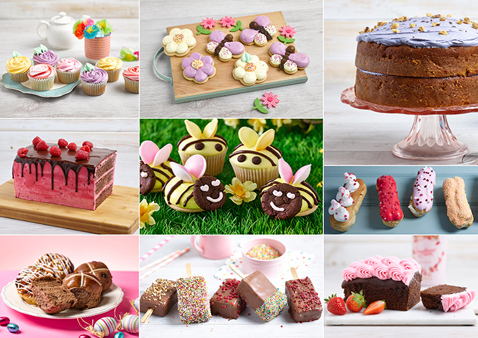 CSM Bakery Solutions looks to spring/summer food trends