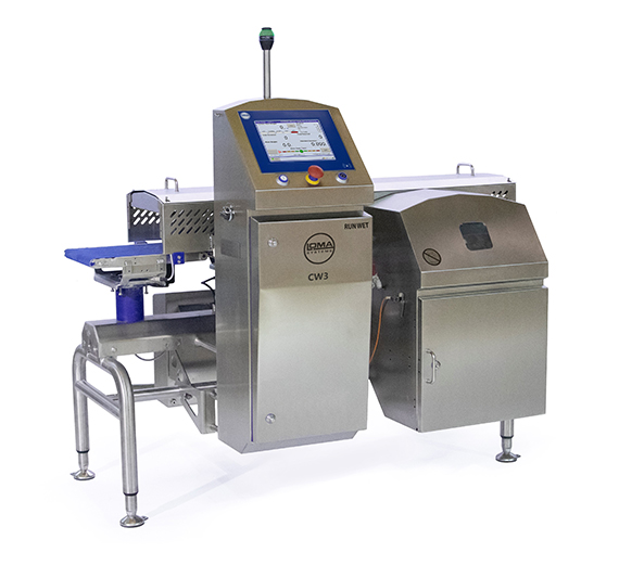 Loma Systems launches new CW3 run-wet combo & checkweigher systems