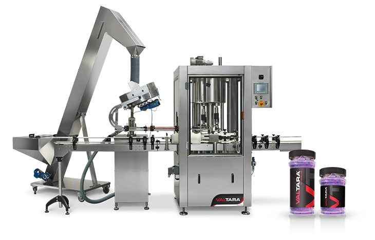 ValTara introduces new high-speed bottle capper